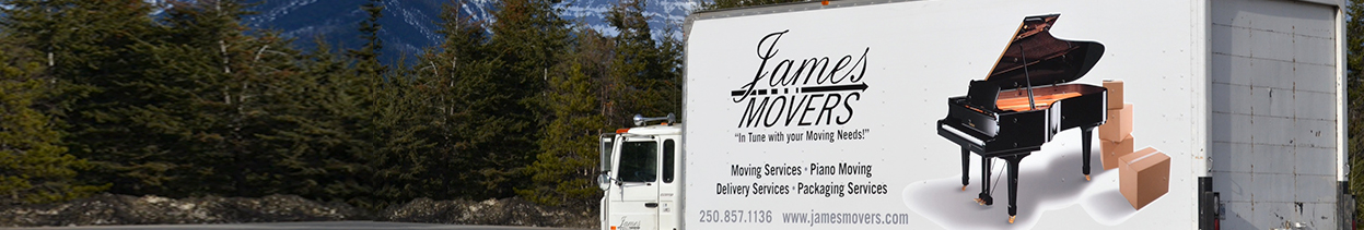 About James Movers